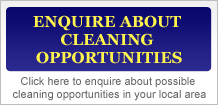 Cleaning Opportunties