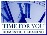 Time For You Domestic Cleaning & Home Cleaning Services logo